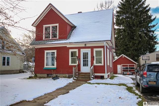 69 N Pearl Street, Carroll, NY 14738 (MLS #R1308925) :: TLC Real Estate LLC