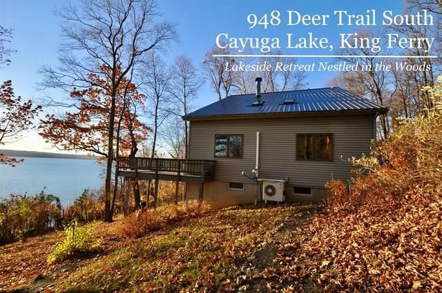 948 Deer Trail Road S, Ledyard, NY 13081 (MLS #R1308936) :: BridgeView Real Estate Services