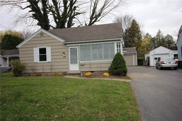 159 Frontenac Heights, Irondequoit, NY 14617 (MLS #R1308943) :: BridgeView Real Estate Services
