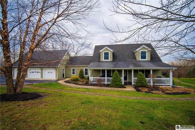 6289 Wright Road, Chautauqua, NY 14728 (MLS #R1308963) :: BridgeView Real Estate Services