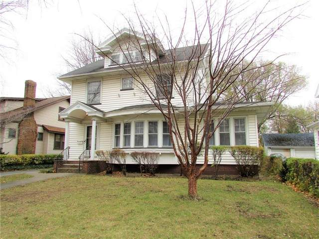 135 Versailles Road, Rochester, NY 14621 (MLS #R1309014) :: Robert PiazzaPalotto Sold Team