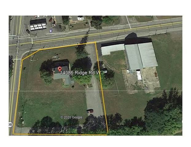 14386 Ridge Road Highway, Gaines, NY 14411 (MLS #R1309016) :: TLC Real Estate LLC