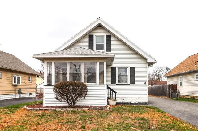58 Florence Ave, Greece, NY 14616 (MLS #R1309110) :: BridgeView Real Estate Services