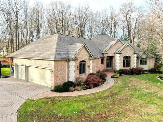 45 Cedar Mill Drive Pvt, Greece, NY 14626 (MLS #R1309195) :: BridgeView Real Estate Services
