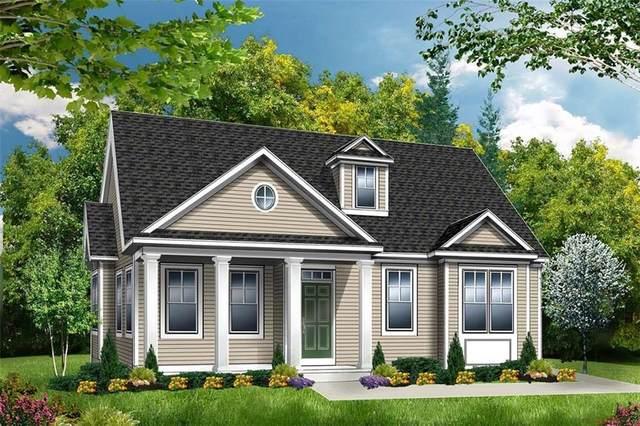 121 Thompson Lane, Canandaigua-City, NY 14424 (MLS #R1309310) :: 716 Realty Group