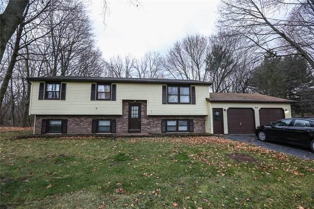 394 Haley Road, Walworth, NY 14519 (MLS #R1309319) :: BridgeView Real Estate Services