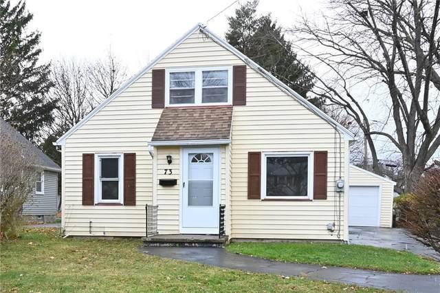 73 Walnut Park, Irondequoit, NY 14622 (MLS #R1309332) :: BridgeView Real Estate Services