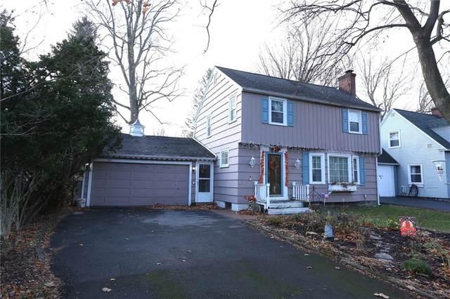 837 Hinchey Road, Gates, NY 14624 (MLS #R1309352) :: Robert PiazzaPalotto Sold Team