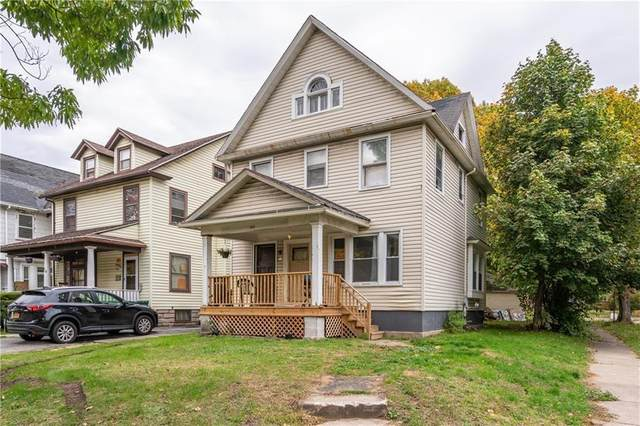 1812 Saint Paul Street, Rochester, NY 14621 (MLS #R1309375) :: Robert PiazzaPalotto Sold Team