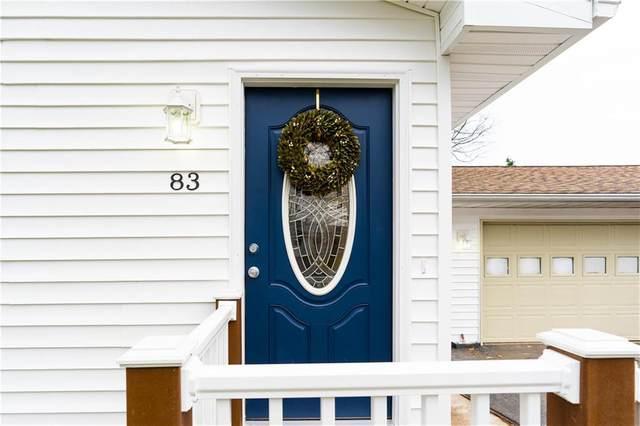 83 Kramer Street, Henrietta, NY 14623 (MLS #R1309619) :: 716 Realty Group