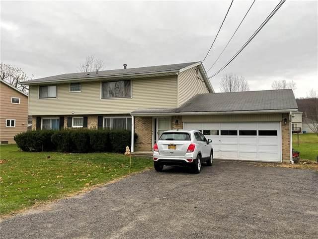 9213 Boston State Road, Boston, NY 14025 (MLS #R1309639) :: BridgeView Real Estate Services