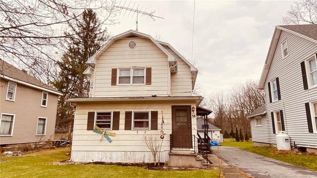 38 Gilbert Street, Potter, NY 14544 (MLS #R1309711) :: TLC Real Estate LLC