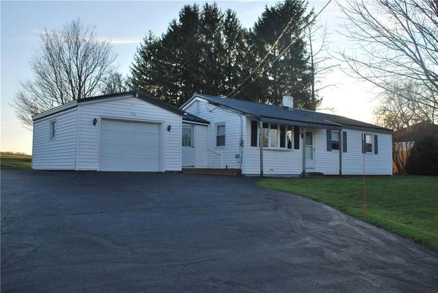 376 Jacobs Road, Walworth, NY 14502 (MLS #R1309726) :: Avant Realty