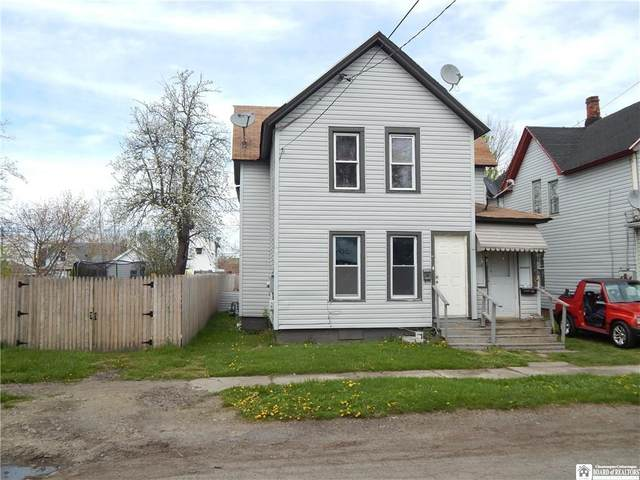 134 Townsend Street, Dunkirk-City, NY 14048 (MLS #R1309816) :: 716 Realty Group