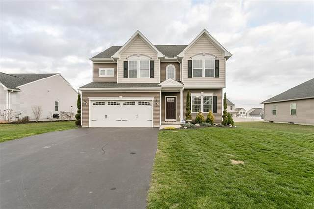 5175 Overlook Lane, Canandaigua-Town, NY 14424 (MLS #R1309989) :: 716 Realty Group