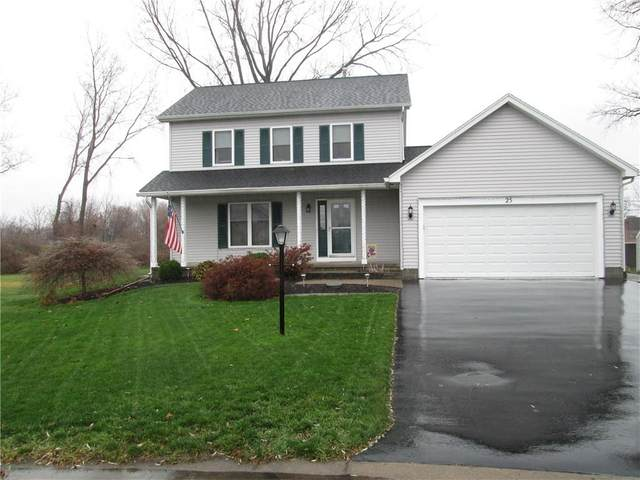 25 Karrat Drive, Irondequoit, NY 14622 (MLS #R1310009) :: BridgeView Real Estate Services