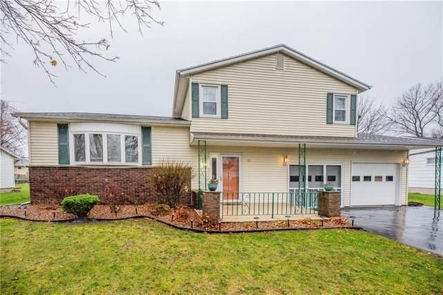 21 Emilia Circle, Gates, NY 14606 (MLS #R1310041) :: BridgeView Real Estate Services