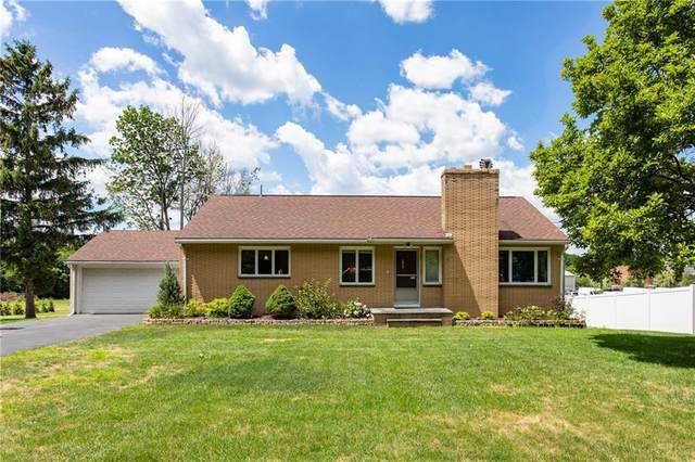 1021 Shoecraft Road, Webster, NY 14580 (MLS #R1310089) :: 716 Realty Group