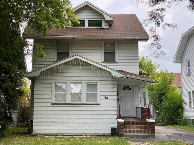 198 Morton Street, Rochester, NY 14609 (MLS #R1310132) :: Robert PiazzaPalotto Sold Team