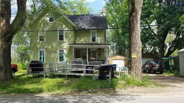 13 Beecher Street E, Cohocton, NY 14826 (MLS #R1310328) :: TLC Real Estate LLC