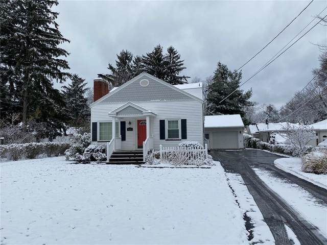 468 Lake View, Webster, NY 14580 (MLS #R1310365) :: Robert PiazzaPalotto Sold Team