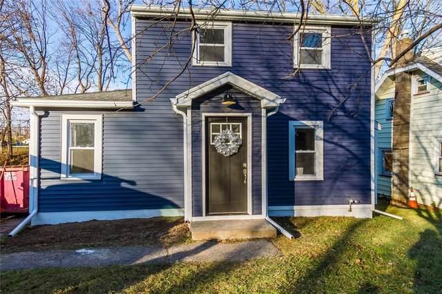 870 Whitlock Road, Irondequoit, NY 14609 (MLS #R1310509) :: Robert PiazzaPalotto Sold Team