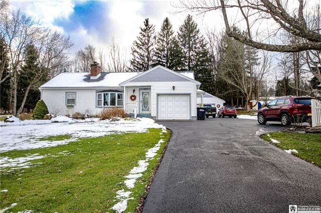 983 Hunt Road, Busti, NY 14750 (MLS #R1310818) :: TLC Real Estate LLC