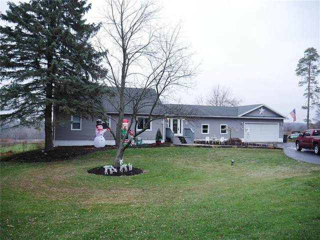 6416 Rush Lima Road, Rush, NY 14472 (MLS #R1311363) :: Mary St.George | Keller Williams Gateway