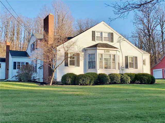 289 Rt 54 East Lake Road, Milo, NY 14527 (MLS #R1312108) :: Avant Realty