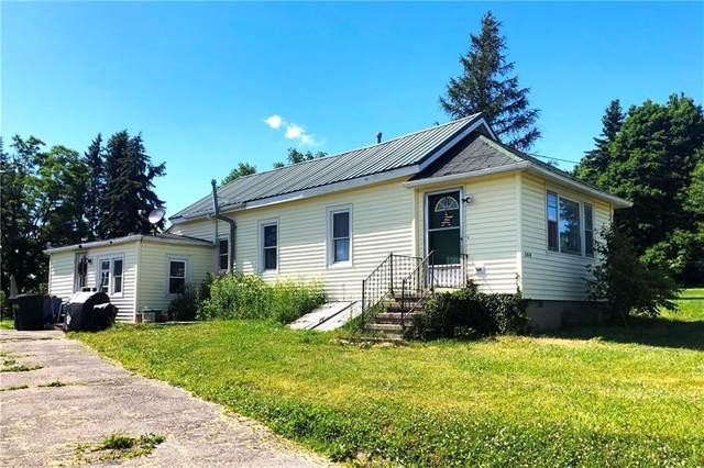 3814 County Road 2, Bristol, NY 14469 (MLS #R1312299) :: TLC Real Estate LLC