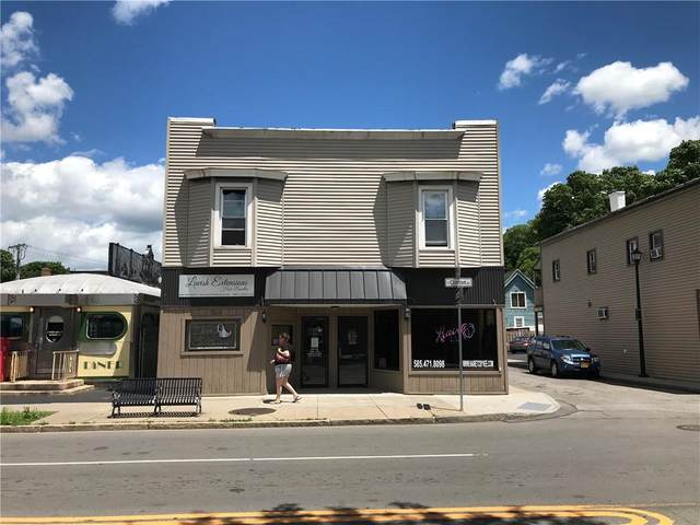 968-970 South Clinton Avenue, Rochester, NY 14620 (MLS #R1312443) :: TLC Real Estate LLC