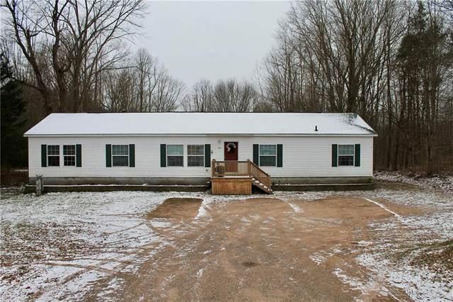 185 Pendergast Road, Granby, NY 13135 (MLS #R1312495) :: TLC Real Estate LLC