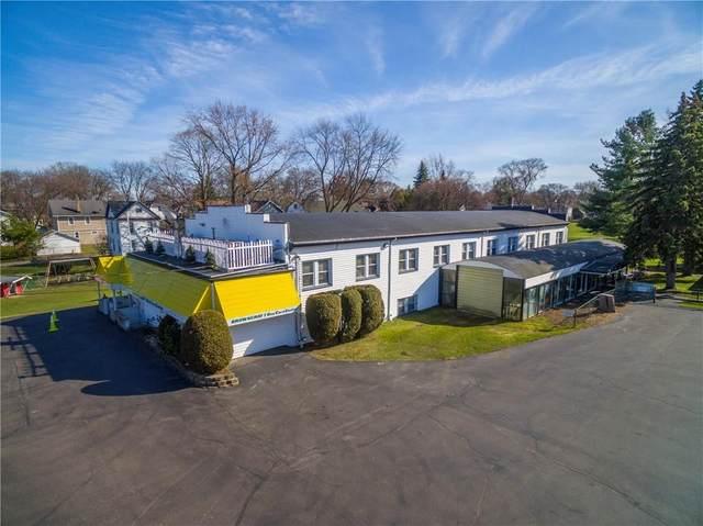 933 Atlantic-Lot 1 Avenue, Rochester, NY 14609 (MLS #R1312672) :: MyTown Realty