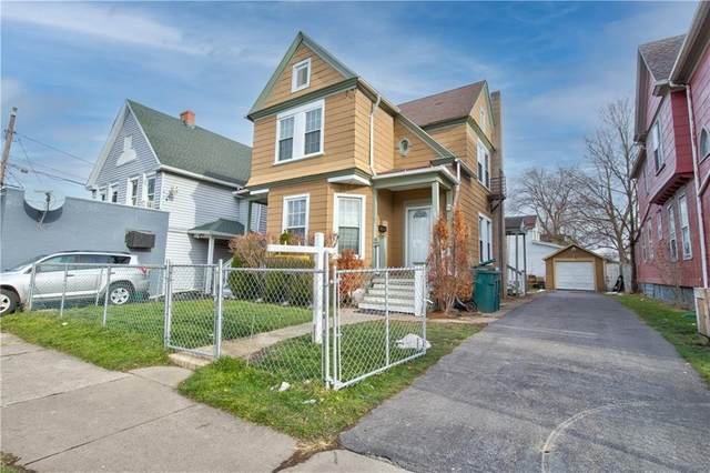196 Warner Street, Rochester, NY 14606 (MLS #R1312696) :: TLC Real Estate LLC