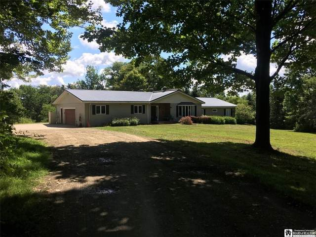 4552 Mahanna Road, Ellery, NY 14712 (MLS #R1313141) :: BridgeView Real Estate Services