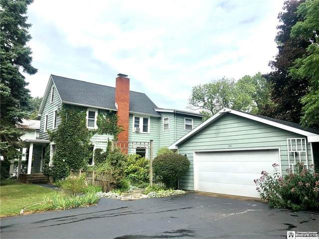 141 Lambert Avenue, Pomfret, NY 14063 (MLS #R1313311) :: Thousand Islands Realty