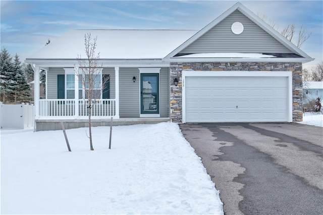 173 Coneflower Drive, Henrietta, NY 14586 (MLS #R1313410) :: Lore Real Estate Services