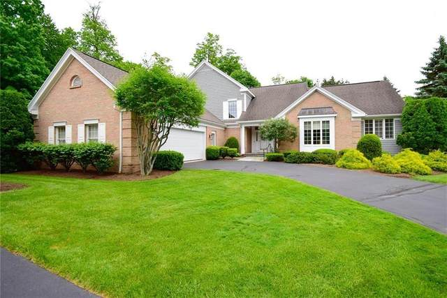58 Woodbury Place Pvt, Pittsford, NY 14618 (MLS #R1313605) :: Robert PiazzaPalotto Sold Team