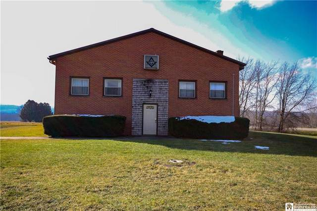 257 Warren Road, Carroll, NY 14738 (MLS #R1314128) :: 716 Realty Group