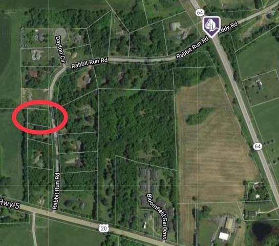 9 Rabbit Run, East Bloomfield, NY 14469 (MLS #R1314185) :: TLC Real Estate LLC