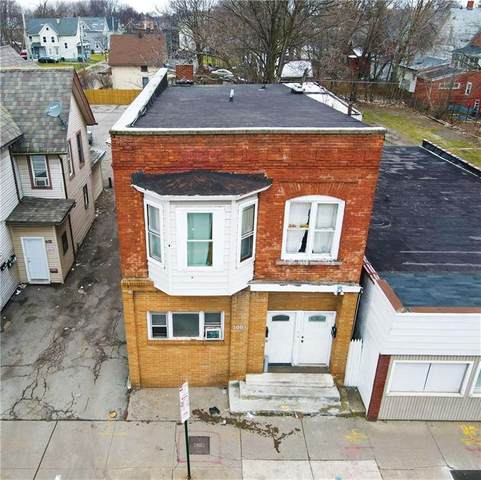 500.5 Lyell Avenue #5, Rochester, NY 14606 (MLS #R1314196) :: Robert PiazzaPalotto Sold Team
