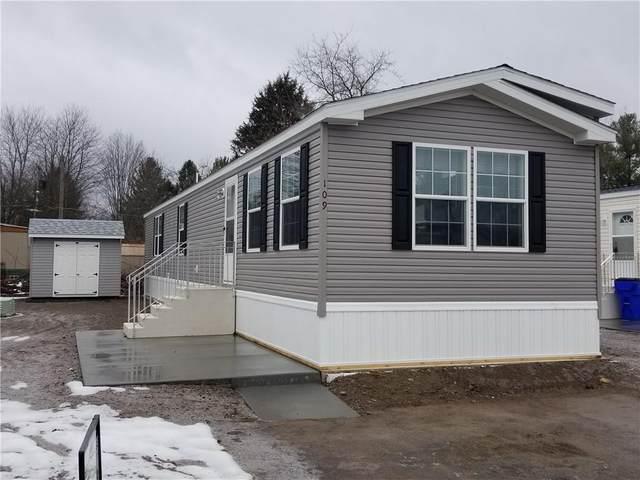 109 Oakleaf Drive, Brutus, NY 13166 (MLS #R1314410) :: TLC Real Estate LLC