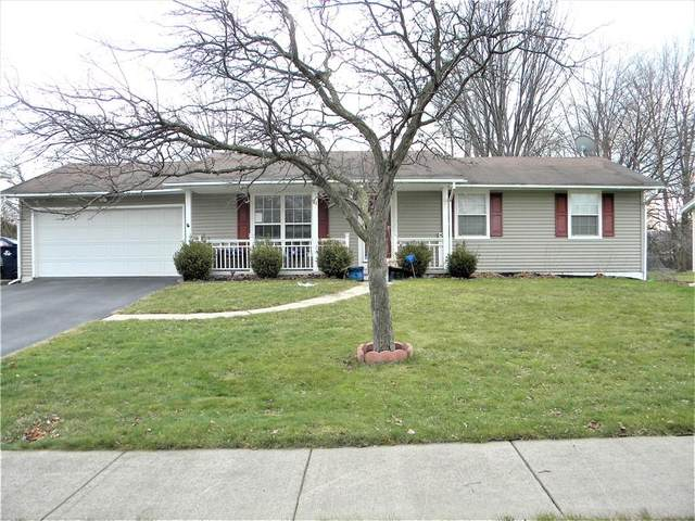 41 Bramblewood Lane W, Gates, NY 14624 (MLS #R1314485) :: Mary St.George | Keller Williams Gateway