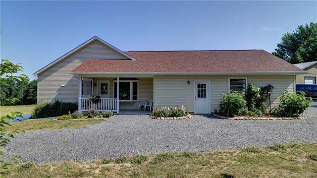 1603 Great Gully Road, Springport, NY 13160 (MLS #R1314502) :: Mary St.George | Keller Williams Gateway