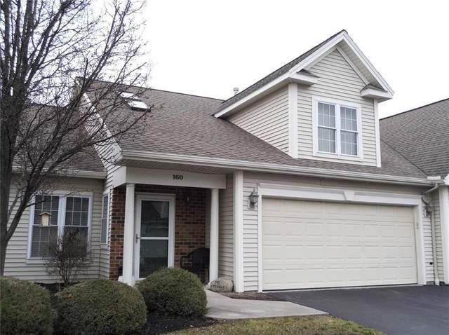 160 Eagle Pine Way, Henrietta, NY 14623 (MLS #R1314846) :: Robert PiazzaPalotto Sold Team