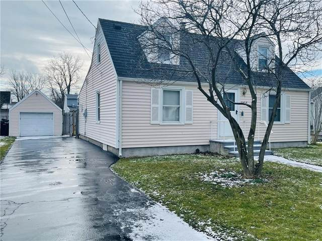 141 Auburn Ave Avenue, Gates, NY 14606 (MLS #R1314935) :: Thousand Islands Realty