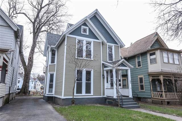 284 Pearl Street, Rochester, NY 14607 (MLS #R1314938) :: TLC Real Estate LLC