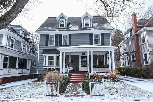 249 Dartmouth Street, Rochester, NY 14607 (MLS #R1315051) :: Mary St.George | Keller Williams Gateway