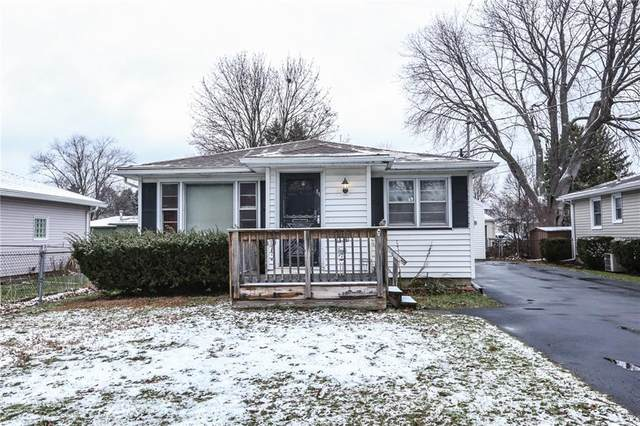 84 Ford Avenue, Gates, NY 14606 (MLS #R1315078) :: Mary St.George | Keller Williams Gateway