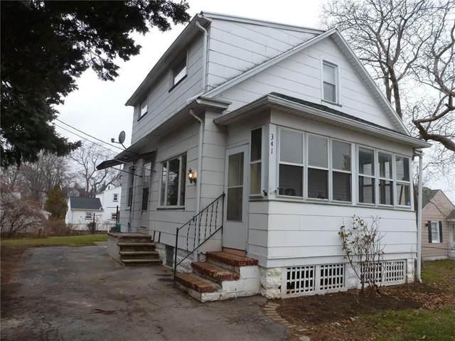 341 Knapp Avenue, Irondequoit, NY 14609 (MLS #R1315084) :: TLC Real Estate LLC
